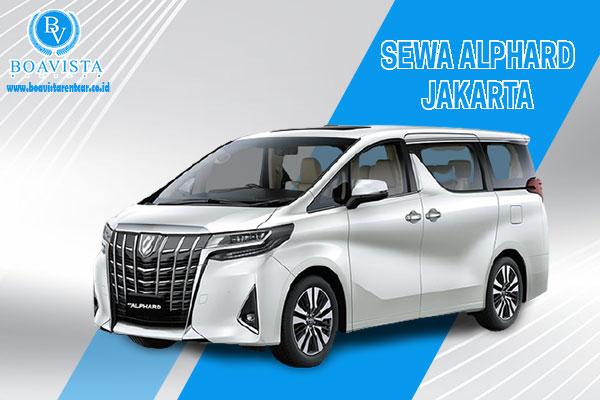 Sewa Alphard Jakarta